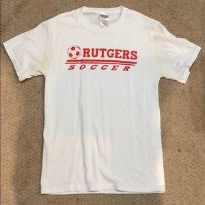 Rutgers soccer T-shirt